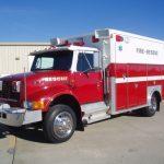 1992 IHC Walk-In Rescue