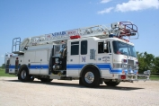 1995 Pierce Dash 75' Ladder