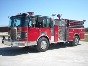 1989 Spartan Custom Pumper