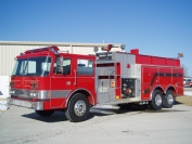 1983 Pierce Arrow Pumper-Tanker