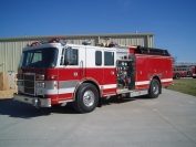 1993 Pierce Lance Rescue Pumper