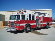 1995 Pierce Snozzle Pumper