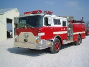 1988 Mack Custom Pumper