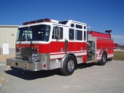 1993 KME Custom Rescue - Pumper