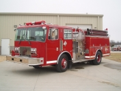 1991 KME Custom Pumper