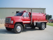 1991 GM Kodiak Tanker