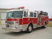 1990 Pemfab Custom Pumper