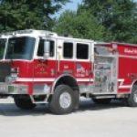 2011 KME Severe Service 4x4 CAFS Pumper