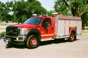 2011 Ford F-550 Light Duty Rescue