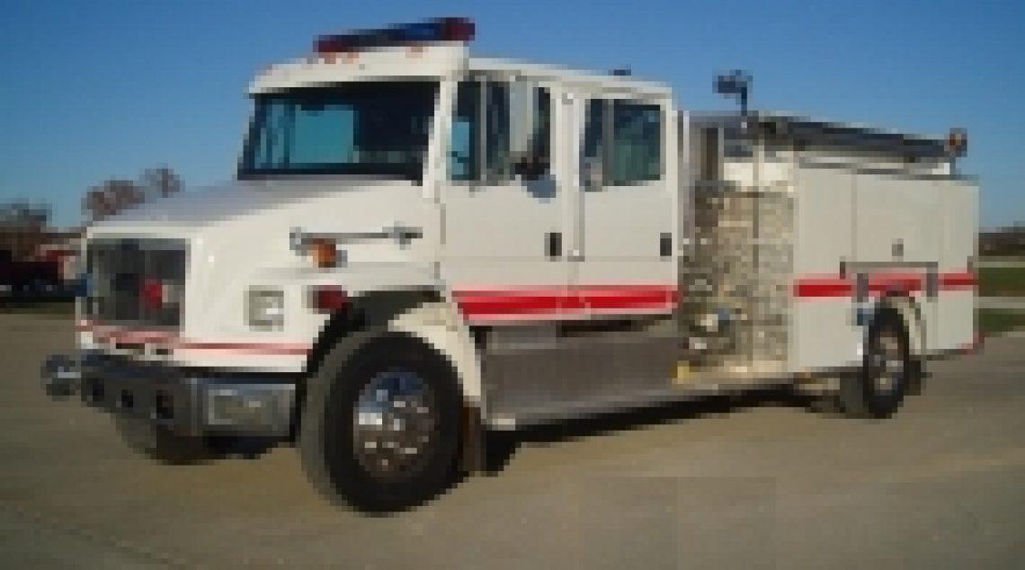 1999 Freightliner 4-Dr Quality Pumper