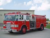 1989 Pierce Lance Pumper