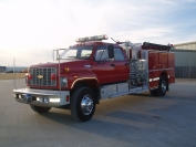 1992 GMC Pumper
