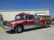 1991 Freightliner E-One Pumper