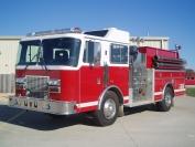 1993 KME Custom Pumper