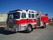 1997 KME Custom Pumper
