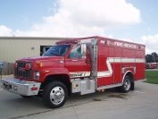 1997 GMC KME Wet Rescue