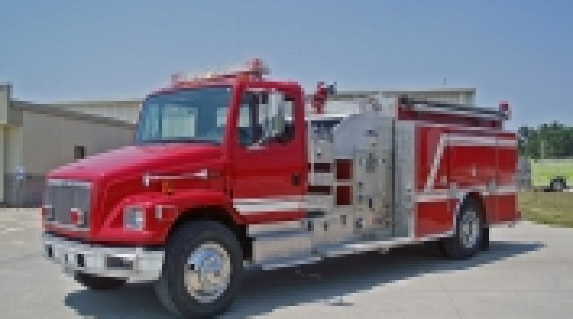 2000 Freightliner Quality 2-Dr. Pumper