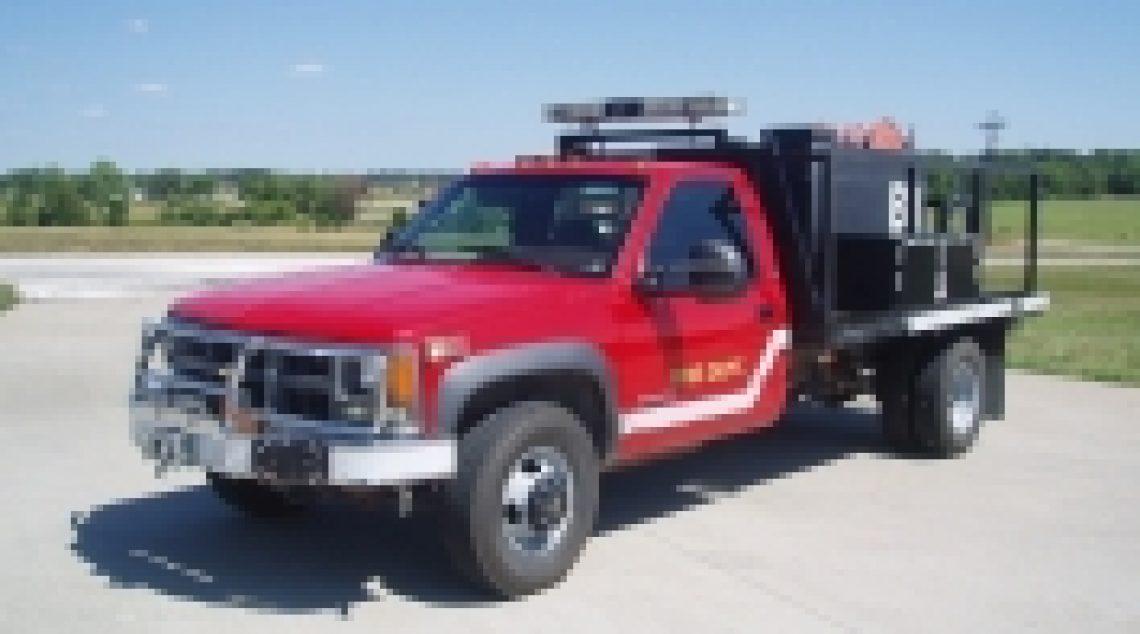 1996 Chevrolet Brush Truck