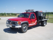 1996 Chevrolet Brush Truck