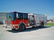 2001 HME Quality Pumper