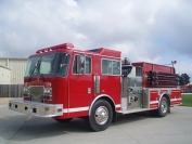 1992 KME Custom Pumper