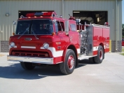 1986 Ford C-8000 Pierce Pumper