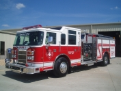 1999 Pierce Custom CAFS Pumper
