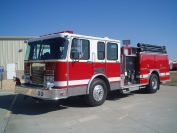 1991 Spartan E-One Custom Pumper