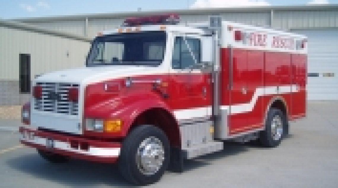 1996 IHC 2-Dr. Pierce Rescue
