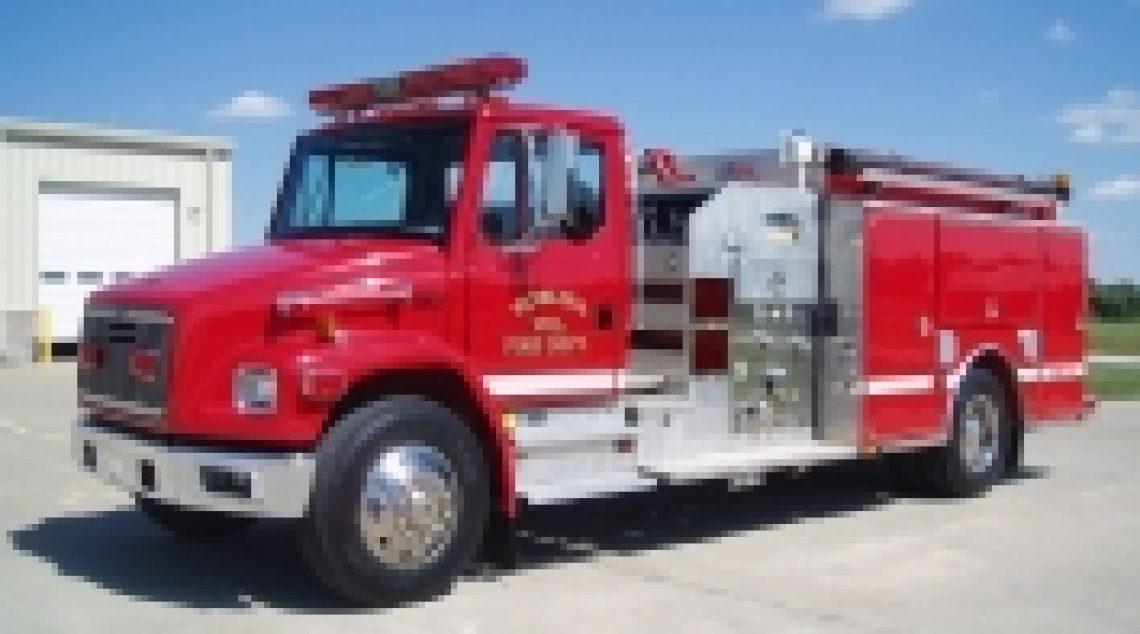 2000 Freightliner 2-Dr. Quality Pumper