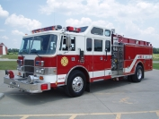 1992 Pierce Lance Custom Pumper