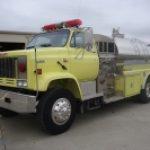 1990 GMC Stainless Tanker