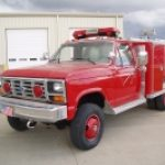 1986 Ford E-One Rescue