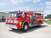 1984 Ford Pierce Pumper