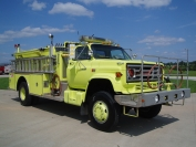 1984 Chevrolet Smeal Brush Truck