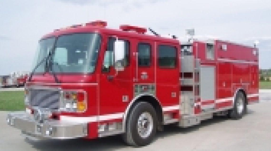 1999 American LeFrance Rescue - Pumper