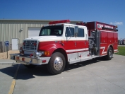 1999 IHC 4-Dr. Pierce Pumper