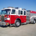 Saulsbury Custom Rescue Pumper