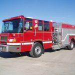 Red Pierce Quantum Rescue Pumper