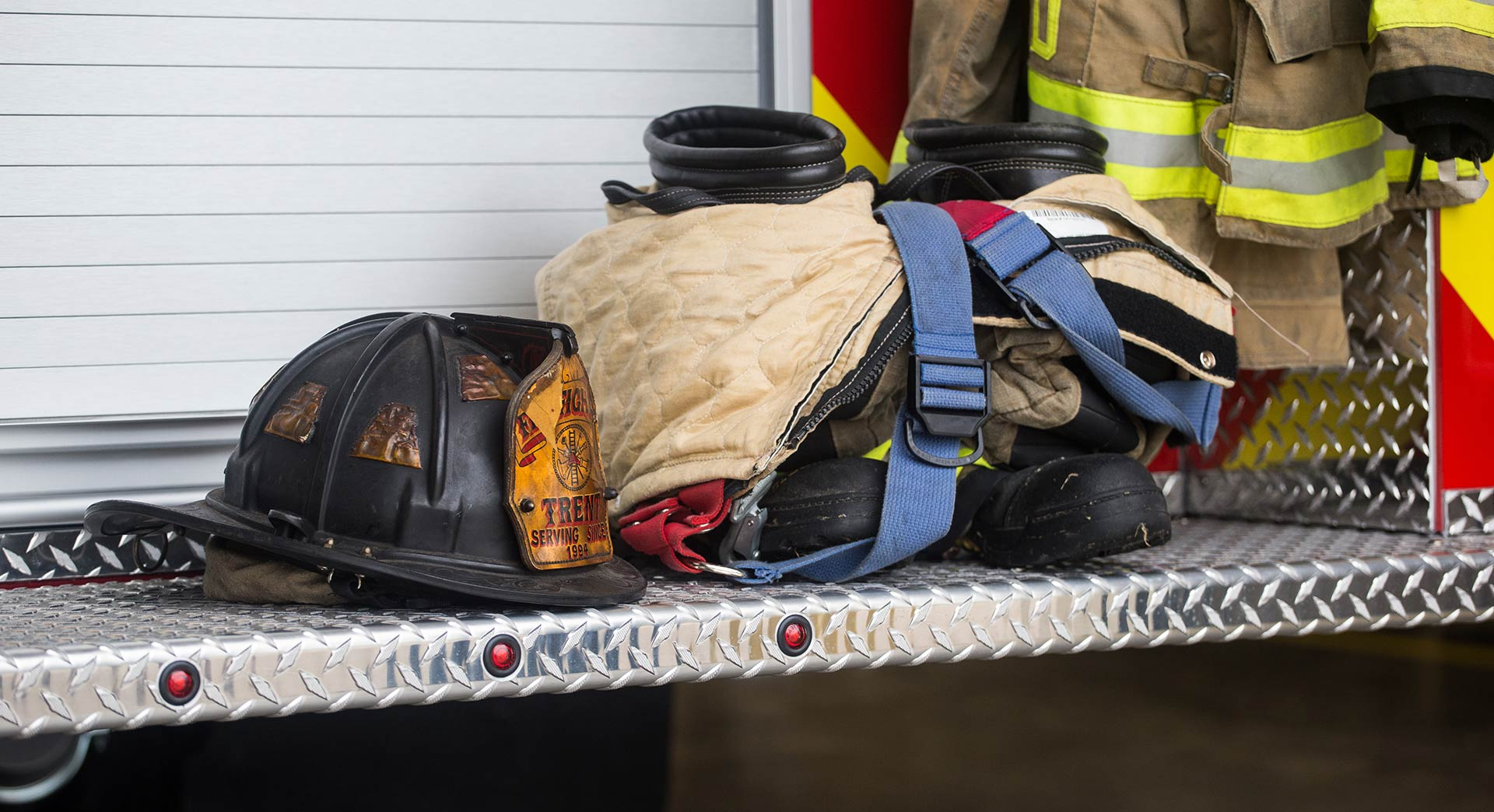 fire equipment checklist