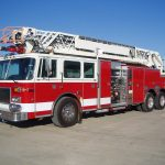 Aerial Fire Truck for Sale Jon's Mid-America