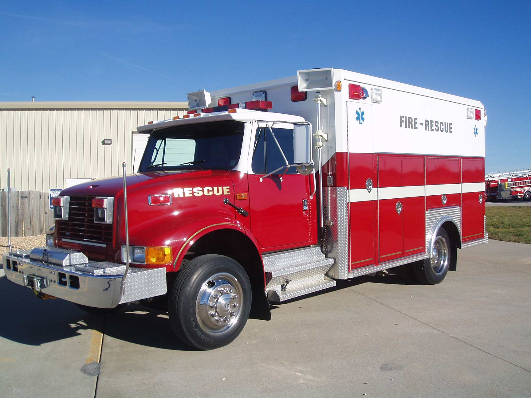 Rescue Fire Truck for Sale Jon's Mid-America